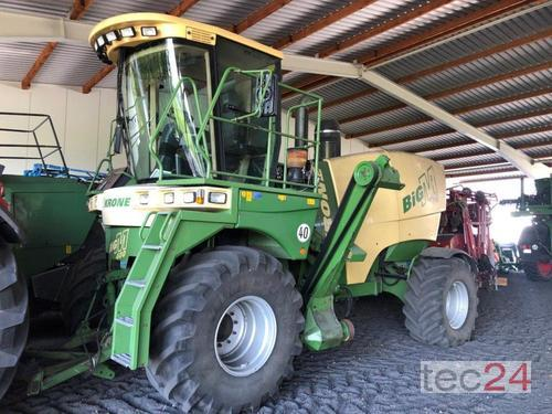 Krone Big M 400 Year of Build 2011 4WD