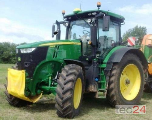 John Deere 7250R Year of Build 2018 4WD
