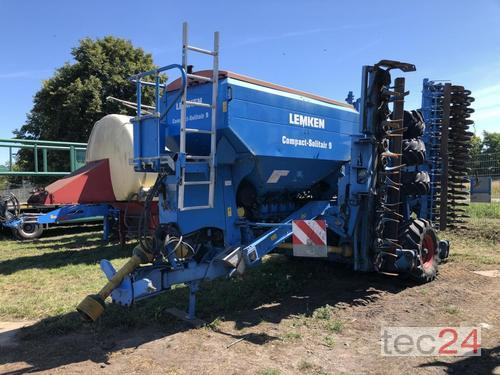 Lemken Compakt -Solitair 9/600 Kk Baujahr 2010 Pragsdorf