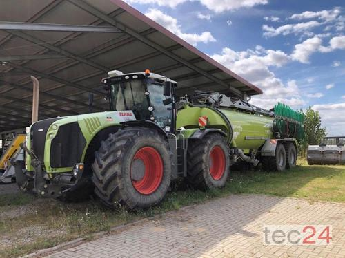 Claas Xerion 5000 + Kotte Ptlx 25 Year of Build 2013 Pragsdorf