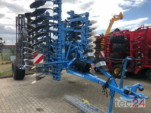 Lemken Rubin 9/500 Kua Year of Build 2018 Pragsdorf