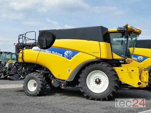 New Holland CR 9080 Elevation Baujahr 2010 Pragsdorf