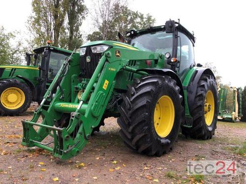 John Deere 6210R Front Loader Year of Build 2014