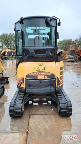 Yanmar Vio33u Year of Build 2016 Pragsdorf