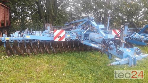 Lemken Rubin 9/600 Kua Year of Build 2003 Pragsdorf