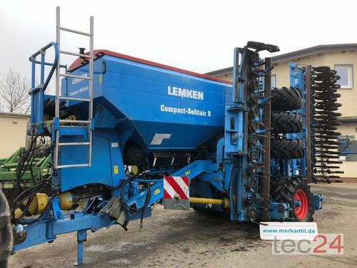 Lemken Compact-Solitair 9/600 Kk + Accord Optima