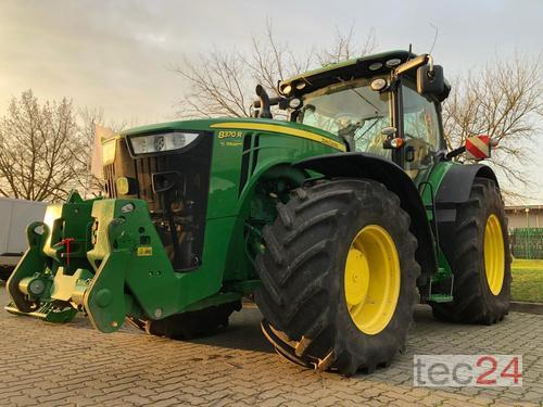 John Deere 8370R Year of Build 2017 4WD