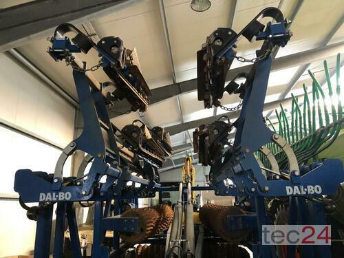 Dal-Bo Maxiroll 1230x55 Crosscombi Mit Messerwalze Año de fabricación 2018 Pragsdorf