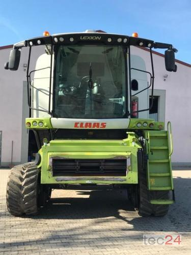 Claas Lexion 770 Terra Trac Year of Build 2018 Pragsdorf