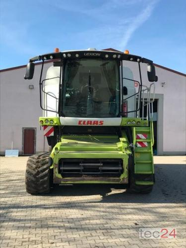 Claas Lexion 780 Terra Trac Year of Build 2017 Pragsdorf