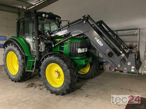 Traktor John Deere - 6230 mit Frontlader