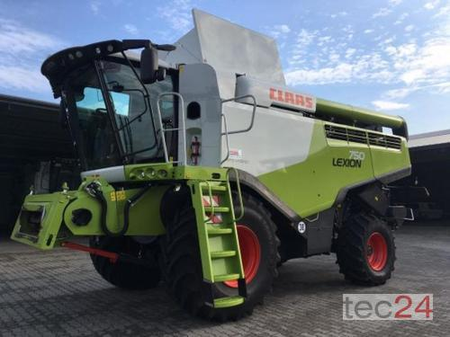 Claas Lexion 750 Year of Build 2018 4WD