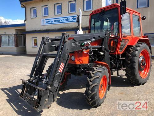 Belarus MTS 572 + Frontlader