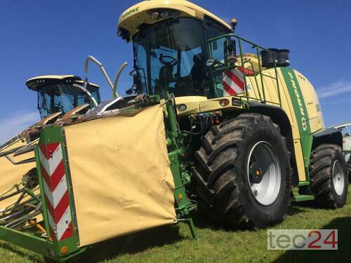 Krone Big X600/700