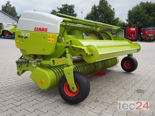 Claas PU 300 HD Année de construction 2016 Pragsdorf