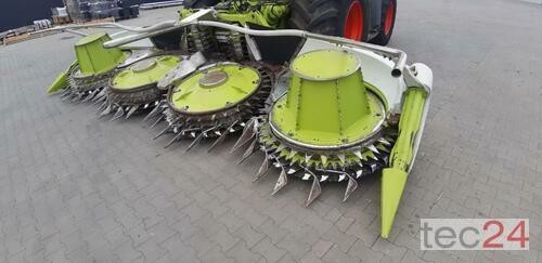Claas Orbis 600 AC Año de fabricación 2013 Pragsdorf
