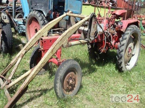 Oldtimer - Traktor Fortschritt - GT 124