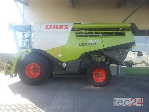 Claas Lexion 760 Year of Build 2015 Pragsdorf