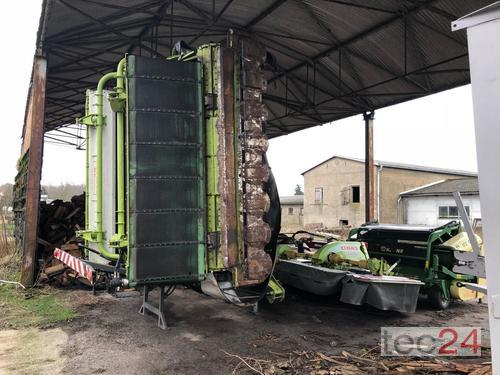 Claas Disco 9100c  As +  Disco 3100 Fc Année de construction 2012 Pragsdorf