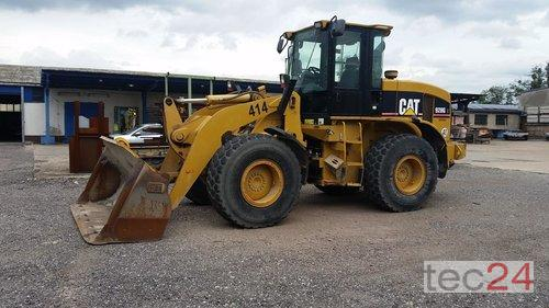 Caterpillar Cat 928 Gz Baujahr 2007 Allrad
