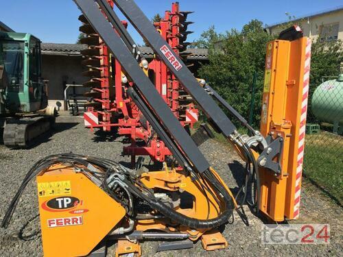 Ferri Tp 61 + Astsäge + Mulchkopf anno di costruzione 2016 Pragsdorf
