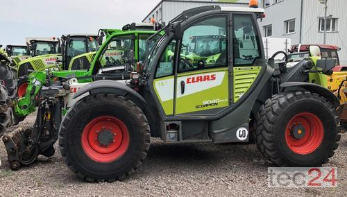 Claas Scorpion 9040 Plus Baujahr 2012 Allrad