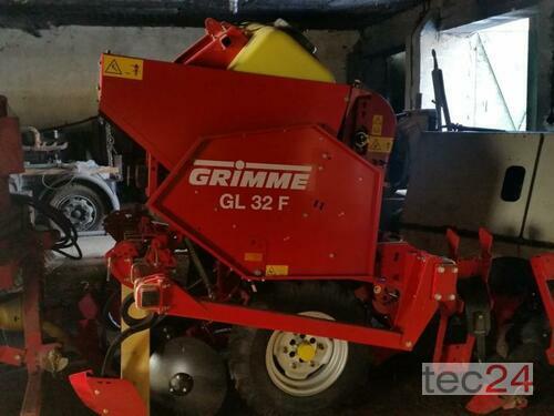 Grimme Gl 32 F Anul fabricaţiei 2011 Pragsdorf