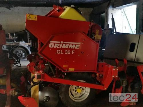 Grimme Gl 32 F Year of Build 2011 Pragsdorf