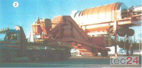 GEA Mobile Asphaltmischanlage Lintec Baujahr 1992 Pragsdorf