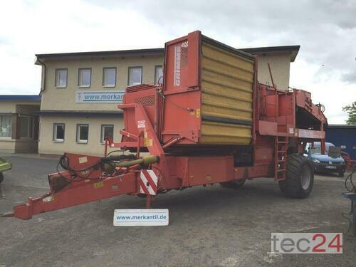 Grimme Se 150-60 Year of Build 2000 Pragsdorf