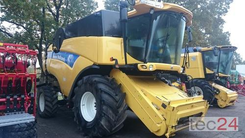 New Holland CX 8080 Baujahr 2013 Pragsdorf