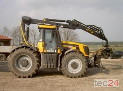 JCB Fastrac 8250 Año de fabricación 2006 Pragsdorf