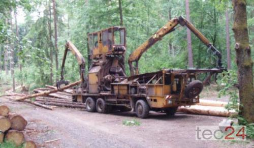GEA Baum-Entrinder Faun/Epsilon/Chej Year of Build 1988 Pragsdorf