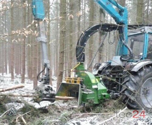 Föckersperger Nhs 960 Ii 4 Forestline Année de construction 2008 Pragsdorf