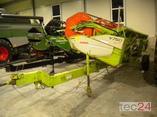 Claas V 750 Vario Year of Build 2005 Pragsdorf