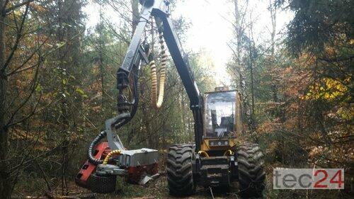 Caterpillar 570 B + Logmax 5000 Rok výroby 2000 Pragsdorf