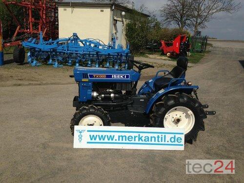 Iseki Tx 1300 4-hjulsdrift Pragsdorf