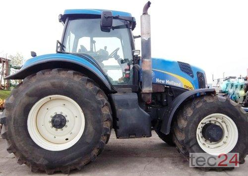 New Holland T 8040 + Frontkraftheber