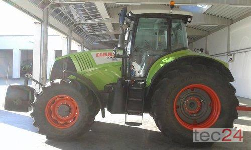 Claas Axion 850 CEBIS II