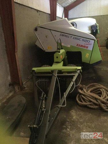 Claas Direct Disc 520 Contour Baujahr 2009 Pragsdorf