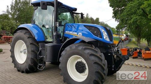 New Holland T 7.260 Byggeår 2016 A/C