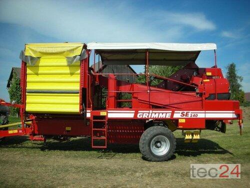 Grimme Se 140 Ub Year of Build 2014 Pragsdorf