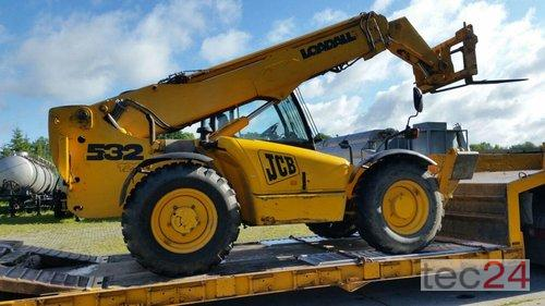 JCB 532 - 120 + Schaufel + Gabel Year of Build 1999 Pragsdorf