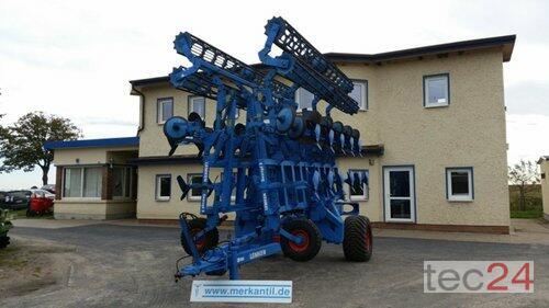 Lemken Gigant  Smaragd  10/1000 Год выпуска 2008 Pragsdorf