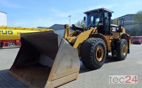 Caterpillar Cat 972 K Année de construction 2011 Pragsdorf