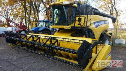 New Holland CX 8080 Год выпуска 2013 Pragsdorf