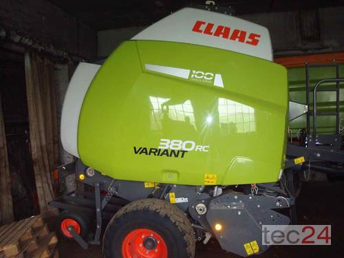 Claas Variant 380 RotoCut