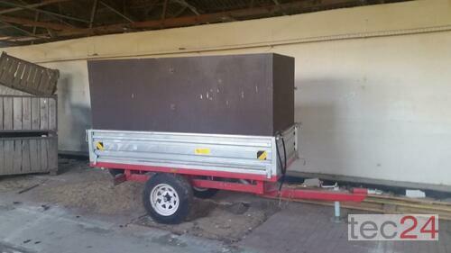 BayWa 2  Tonnen Anhänger Neuwertig Рік виробництва 2015 Pragsdorf