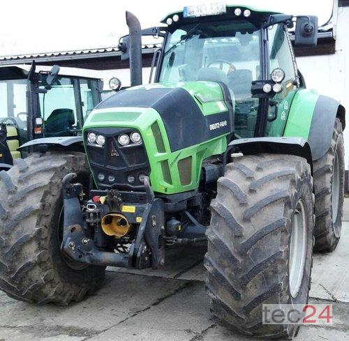 Deutz-Fahr 7250 Agrotron Ttv + Fzw + Fh Year of Build 2012 4WD