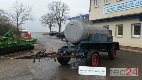Fortschritt 2700 Liter Tankanhänger / Wasserwagen Baujahr 1986 Pragsdorf